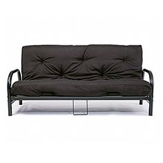 deluxe black futon mattress at big lots  for the   office   room  black futon frame with black futon mattress      rh   pinterest