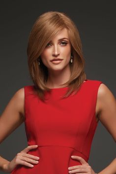 Jennifer Lace Front Remy Human Hair Wig by Jon Renau - WigStudio1.com $1204.30 Free Shipping / Free Returns http://www.wigstudio1.com/products/jennifer-lace-front-wig