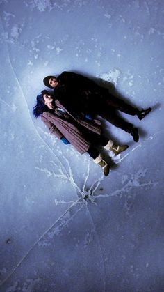 Eternal Sunshine of the Spotless Mind (2004) by Michel Gondry with Kate Winslet, Jim Carrey, Kirsten Dunst, Mark Ruffalo...