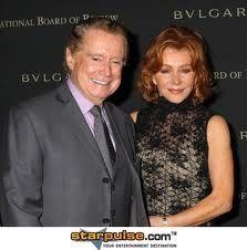 Regis and Joy Philbin married in 1970