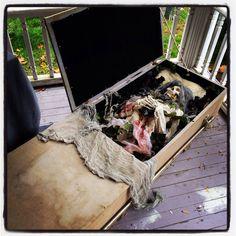 Scary corpse bride