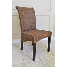 ♥ ♥ Campbell Woven Dining Chair (Set of 2) ♥ ♥ - Discovered at www.dcgstores.com...