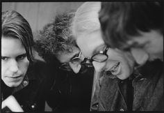 Bob Weir, Jerry Garcia, Phil Lesh, and Brent Mydland