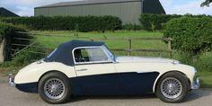 Austin Healey 100/6 Automatic - Bill Rawles Classic Cars