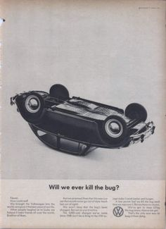 Will we ever kill the bug ?