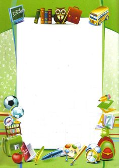 Boarder Designs, Page Borders Design, Teacher Classroom Decorations, School Decorations, Framed Wallpaper, Graphic Wallpaper, Teacher Wallpaper, Theme Mickey, Best Friend Birthday Cards