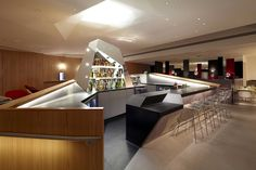 Virgin Atlantic Clubhouse Newark - Explore, Collect and Source architecture