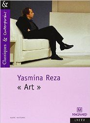 Lire « Art » Enligne- On http://www.galuhbooks.com/Lire-art-enligne.html [FREE]. Créée en 1994 à Paris dans une distribution irréprochable (Vaneck, Luchini, Arditi), la pièce « Art » a fait connaître Yasmina Reza sur les scènes du monde entier. C'est dire l'universalité des thèmes, l'humanité des personnages et la virtuosité des dialogues, qui font de cette ... http://www.galuhbooks.com/Lire-art-enligne.html