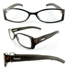 """Corinthian Leather"" designer fashion reading glasses for youthful men who read in style. #glasses #specs #eyewear"