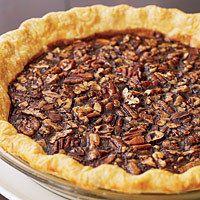 Maple Orange Pecan Pie by Susan Etra