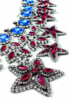 This is ideal for the Fourth of July. | 22 Pieces Of Amazing Costume Jewelry You'd Never Know Are Fake