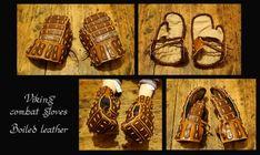 Viking combat gloves by carlviking on DeviantArt