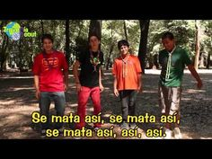Dinámicas y Danzas Scouts: El Alacrán - YouTube