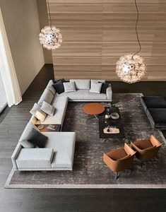 A carefully curated selection of contemporary rugs to fit any interior setting, from contemporary living rooms to classical dining halls, in materials such as wool, silk, cotton or sisal. Discover our pieces at http://www.bocadolobo.com/en/products/rugs.php #homeofficedecor #luxuryoffice #decor #modernfurniture #homeoffice #contemporaryoffice #homeofficedesign #rugs #rugsideas