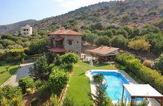 Crete Villa Rental with swimming pool