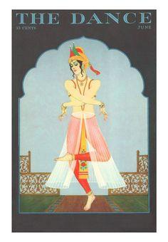 История вещей, костюма, искусства, мебели, интерьера и быта от художника кино. - Танец в старой журнальной иллюстрации и постерах 1927