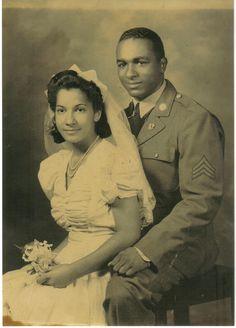 <3 Vintage Weddings [1942]