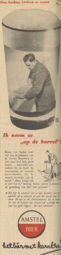 1955 Amstelbier