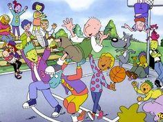 Awww Doug... one of my favorite old Nick cartoons!