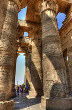 Temple of Kom Ombo Kom Ombo, Egypt