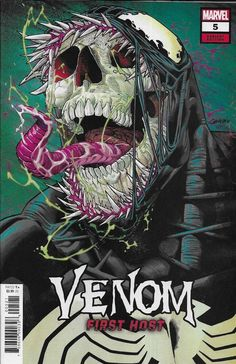 "You are watching the movie Venom on Putlocker HD. When Eddie Brock acquires the powers of a symbiote, he will have to release his alter-ego ""Venom"" to save his life. Venom Comics, Marvel Venom, Marvel Villains, Marvel Comics Art, Marvel Comic Books, Marvel Vs, Marvel Heroes, Comic Books Art, Comic Art"