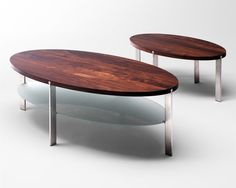 NAVER COLLECTION | AK960-962 Coffee Tables | Design: Nissen & Gehl mdd.