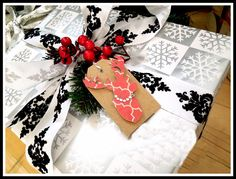 #Cricut Gift tags
