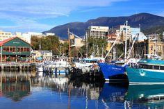 Hobart Harbour Tasmania Australia | Flickr - Photo Sharing!