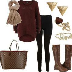 mejxch-l-c680x680-sweater-scarf-oversized-sweater-brown-leather-boots-boots-shoes-red-jewelery-black-jeans-cute-handbag-knit-sweater-red-sweater-red-knit-sweater-leggings-shirt-winter-outfits-black.jpg (680×680)