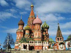 Basilius-Kathedrale - Moskau, Russland