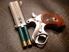 .double shot derringer style with .410 shotgun. Need. Want.