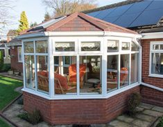 Replacing Conservatory Roof with Solid Roof - Guardian War Roof