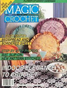 Magic Crochet Nº 75 (1991) - Nadia Petrowa - Álbuns da web do Picasa..FREE MAGAZINE!