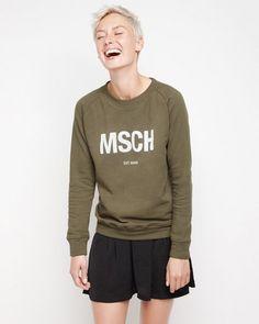 Moss Copenhagen MSCH Jumper