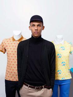 Stromae, styliste