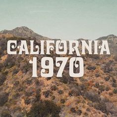 «1/3»The year is 1970,the year of the 'Groovy' times.Where weed,beehives and other 70 stuff became popular.California,1970,everyone was making such great music.And everyone couldn't have enough.