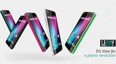 """Conoce a LENNY, un smartphone pop de generosas dimensiones. Su pantalla de 5"""" cautiva y su poder Dual Core apasiona.  http://www.smartphonesinside.com/140470/wiko-lenny"""