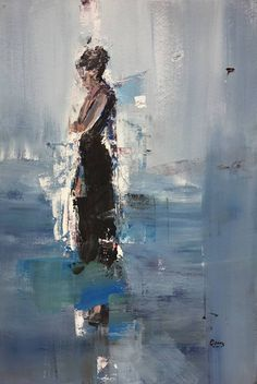 "Saatchi Art Artist OSCAR ALVAREZ; Painting, ""D-3"" #art"
