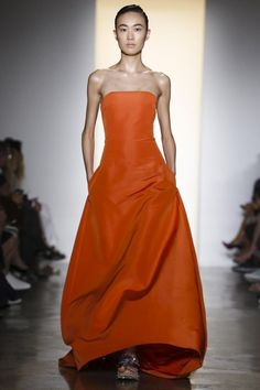 Peter Som Ready-to-Wear Spring Summer 2015 #NYFW