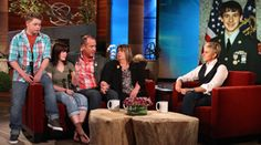 """Ellen talks to parents featured in """"Bully"""""""