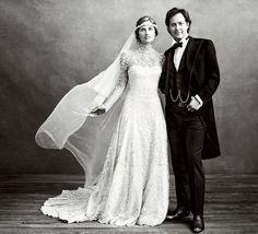 Amazing Pictures From Lauren Bush & David Lauren's Western Wedding   StyleCaster