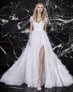 3 Bridal Fashion Week Spring 2018 Top Trends YouTube wedding