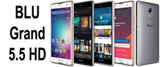 BLU launched new Smart phone GRAND 5.5 HD. The GRAND 5.5 HD comes with 5.5 inches IPS LCD display.