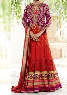 Noor Kimora Volume-10 Designer Anarkali Suit