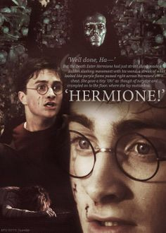 'HERMIONE' this should have been in the movie