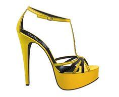 I made this custom design at Shoes of Prey! www.shoesofprey.com
