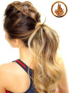 dauntless hairstyles divergent - Google Search