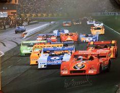 HOCKENHEIM 1973 Porsche 917/30 Interserie