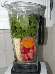 Healthy and Easy Recipes: Simple Smoothies...