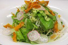 my favorite: butterleaf lettuce